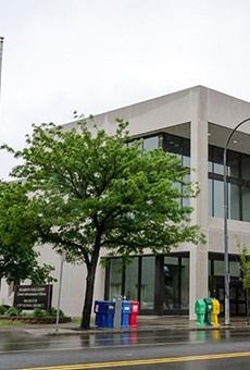 Rochester school district's central office
