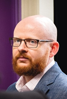 Eamonn Scanlon, education analyst at The Children's Agenda: The district's spending paid for things it had to provide, but it didn't budget enough for them.