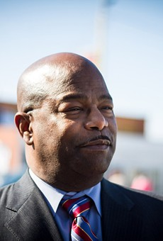 County Legislator James Sheppard said a pending county law making it a crime to harass first responders is problematic.