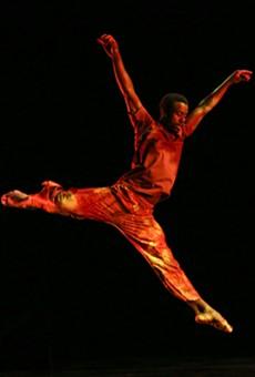 DANCE | Garth Fagan Dance 'Home for the Holidays'