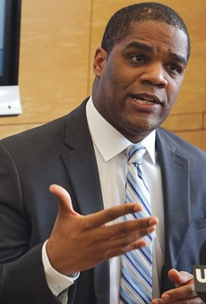 Rochester city schools Superintendent Terry Dade is asking the state for $35 million to plug a gap in the district's budget for this year.
