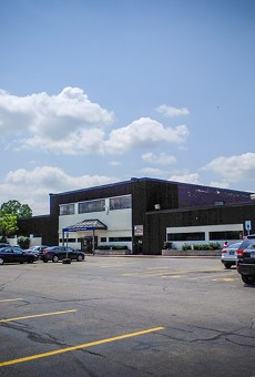 The city purchased Bull's Head Plaza to have better control over its redevelopment.