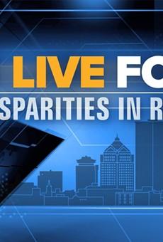 WXXI live forum examines racial disparities in Rochester