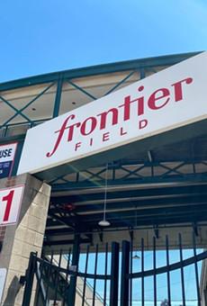 Frontier Field.