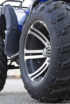 ATV wheels