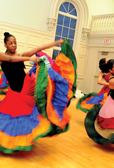 The Borinquen Dance Theatre is among 18 small arts groups that would receive emergency funding under a county bill vetoed by County Executive Adam Bello. The County Legislature overrode the veto.