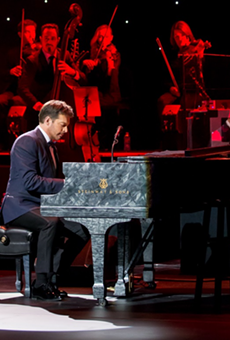 Harry Connick Jr. will perform at CMAC on Aug. 12.