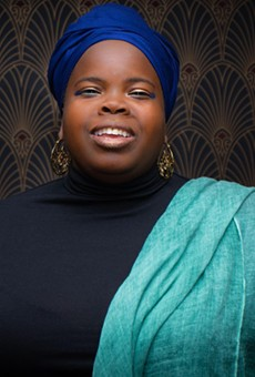 Rochester soul musician Danielle Ponder will headline The Heron Music Series on Friday, July 23.