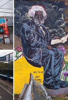 Wall\Therapy's decade of rallying the Rochester community around murals