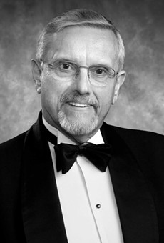 Roger Wilhelm, who died Oct. 3 at 84, was a titan of the Rochester choral music community.