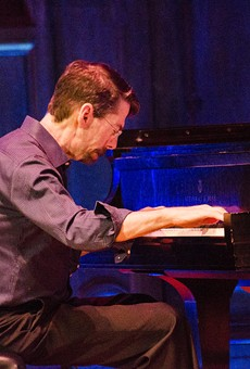 Fred Hersch performed with his trio in Kilbourn Hall on Tuesday, June 23.