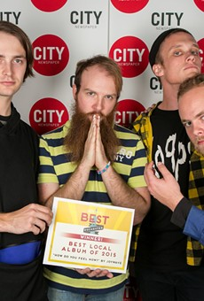 Slideshow: Best of Rochester Party 2015