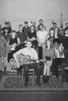 "Rochester singer-songwriter Ben Morey got a cast of local musicians to help on his new album, ""Mt. Doom."""