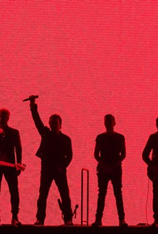 I Scene It: U2 at New Era Field