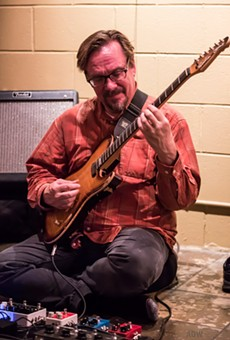 The Margaret Explosion's new guitarist, Phil Marshall, plays music he's never heard before.