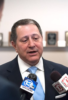 State Assembly Majority Leader Joe Morelle announced this morning that he's running for the late Louise Slaughter's House seat.