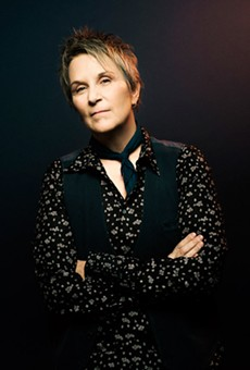 Mary Gauthier says the Songwriting with Soldiers program is therapeutic, but it isn't therapy.