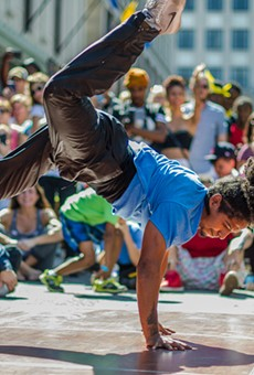 """Hip-hop and all-style dance battle """"Fringe Street Beat"""" returns for its third year during the second weekend of Rochester Fringe."""