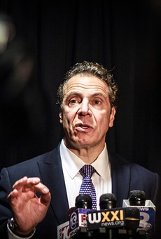 Cuomo budget calls for legal pot, tackles taxes and health care