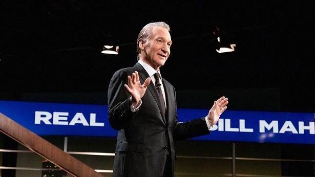 Bill Maher returns to Rochester on May 31. - PHOTO COURTESY HBO