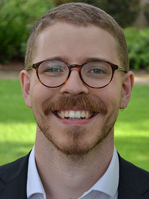 Conor Dwyer Reynolds is expected to be confirmed by the City Council as the head of the Police Accountability Board on Tuesday, Nov. 10. - PHOTO PROVIDED