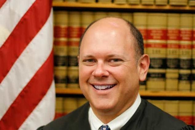 Former state Supreme Court Justice Matthew Rosenbaum.