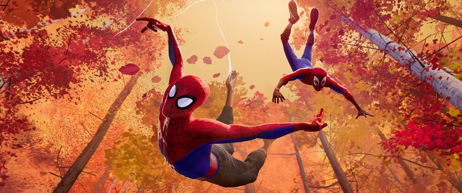 """""""Spider-Man Into the Spider-Verse"""" - SONY PICTURES"""