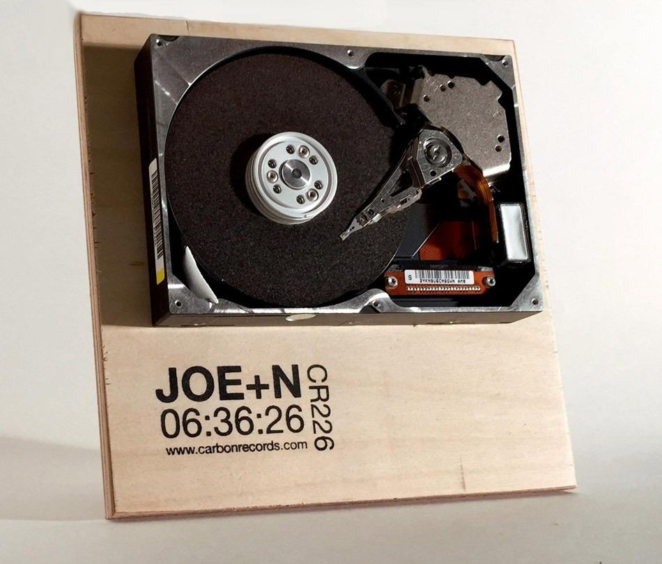 CR226: 15 YR Day-Tour HDD release. - PHOTO PROVIDED