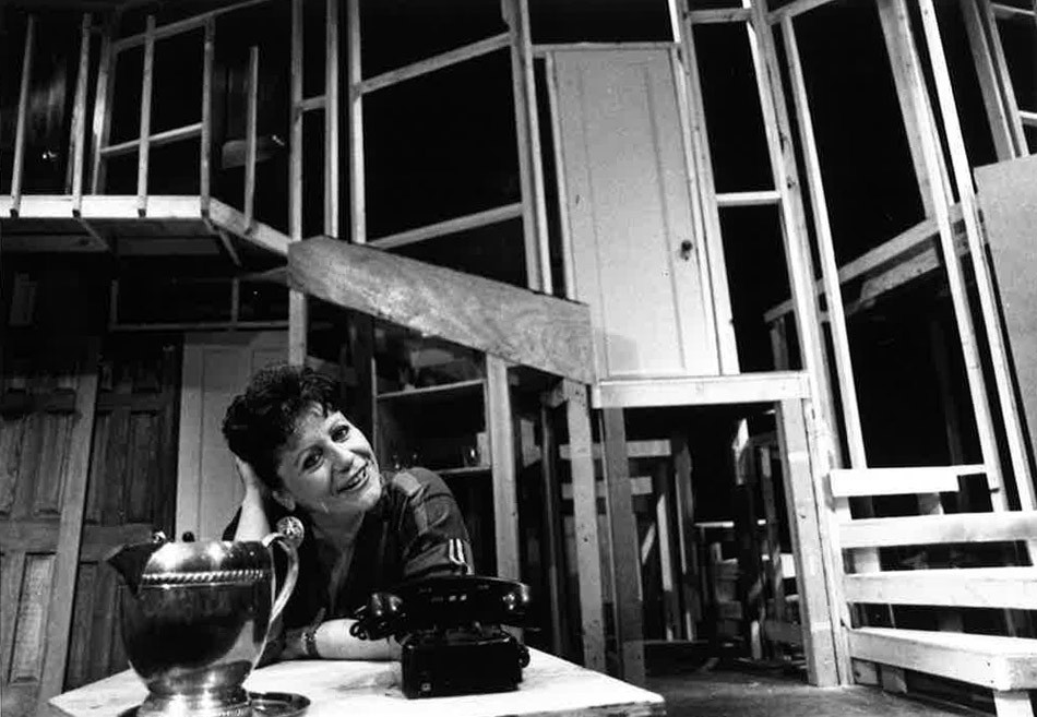 """""""She was uncompromising, in the best possible way,"""" Geva Theatre Center's artistic director Mark Cuddy says of the late Barbara Biddy (pictured). """"She influenced a lot of theater performers, especially actors, in Rochester over her time."""" - FILE PHOTO"""