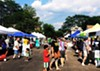 A beautiful day for food and fun at the market!