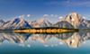 Jackson Lake Dam & Reservoir, Grand Teton National Park