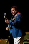 Guitarist George Benson delivered the hits at Kodak Hall on Thursday, June 27, as part of the 2019 CGI Rochester International Jazz Festival.
