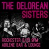 Delorean Sisters play Abilene Bar & Lounge 8/23
