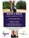Wanz's Walk