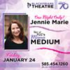 Jennie Marie Medium Promotional Poster