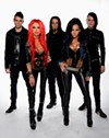 The Butcher Babies will open for GWAR at Water Street Music Hall on Friday, September 18.