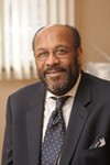 Divinity School President Marvin McMickle