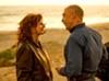 "Susan Sarandon and J.K. Simmons in ""The Meddler."""