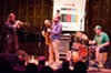 Nacka Forum performed in Kilbourn Hall on Tuesday.