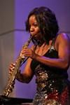 Tia Fuller performed at Max on Saturday.