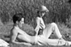 "<p>Pierre Niney and Paula Beer in ""Frantz.""</p>"