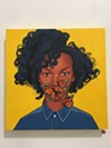"""Brittany Williams' """"Butterfly Effect (Yellow)."""""""