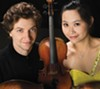 "Robin Scott and Ahrim Kim performed with another musical couple, Phil Ying and Keiko Ying, as part of the Society for Chamber Music's ""A Couple of Couples"" program."