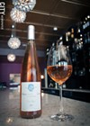 On the list at Bliss: Hermann J. Wiemer's crisp and juicy 2017 Dry Rosé.
