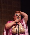 "Ginger Minj in ""Truly Divine."""