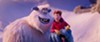 """A scene from """"Smallfoot,"""" featuring the voices of Channing Tatum and James Corden."""