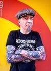 Music writer Frank De Blase.