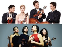 Fresh string quartets come to 2019-20 Eastman-Ranlet Series
