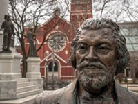 ART-LECTURE | 'Frederick Douglass and Public Art Today'