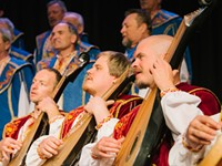 The Ukrainian Bandurist Chorus celebrates centennial